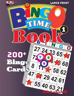BINGO Time Book, Vol.1 Cover Image