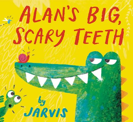 Alan's Big, Scary Teeth Cover Image
