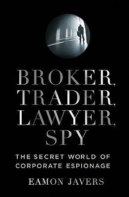 Cover for Broker, Trader, Lawyer, Spy