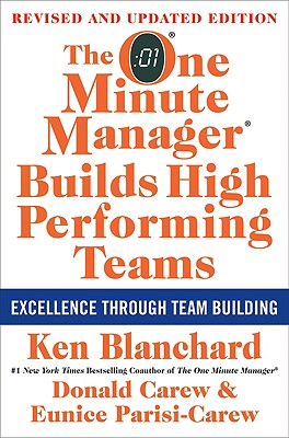The One Minute Manager Builds High Performing Teams Cover