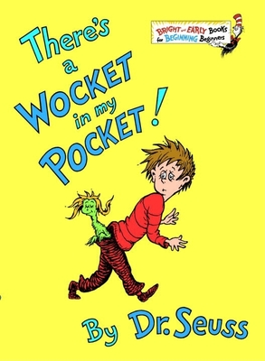 There's a Wocket in my Pocket (Bright & Early Books(R)) Cover Image