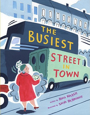 The Busiest Street in Town Cover