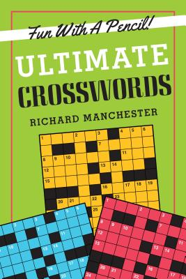 Ultimate Crosswords Cover Image