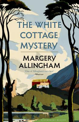 The White Cottage Mystery Cover Image