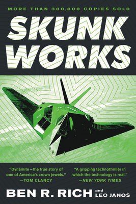 Skunk Works Lib/E: A Personal Memoir of My Years of Lockheed Cover Image