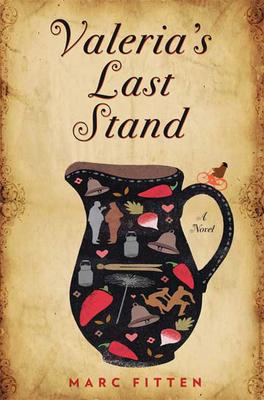 Valeria's Last Stand Cover