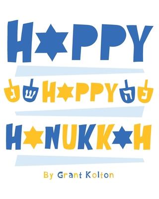 Happy Happy Hanukkah Cover Image