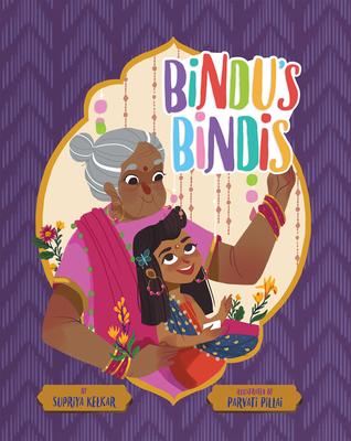 Bindu's Bindis Cover Image