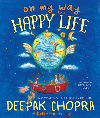 On My Way to a Happy Life Cover Image