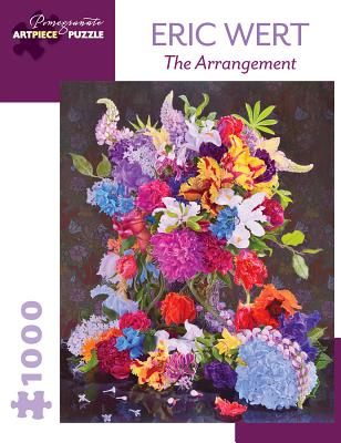 Eric Wert the Arrangement 1000 Piece Jigsaw Puzzle Cover Image