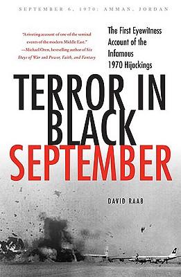 Terror in Black September Cover