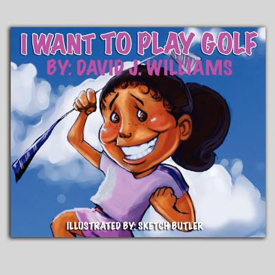 I Want To Play Golf Cover Image
