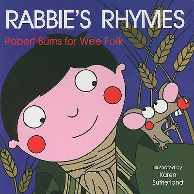 Rabbie's Rhymes Cover