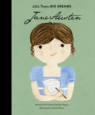 Jane Austen (Little People, BIG DREAMS #12) Cover Image