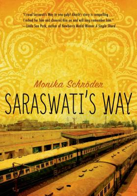 Saraswati's Way Cover