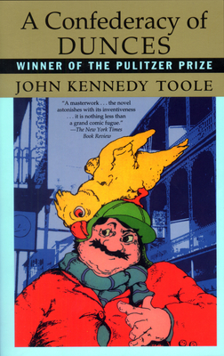 A Confederacy of Dunces (Evergreen Book) Cover Image