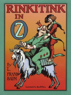 Rinkitink in Oz Cover