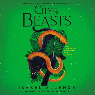 City of the Beasts Lib/E Cover Image