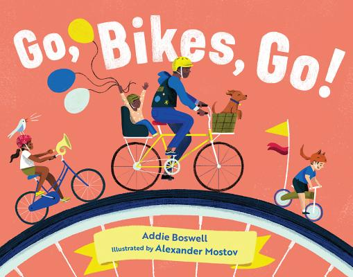 Go, Bikes, Go! (Vehicles in Motion) Cover Image