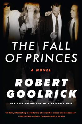The Fall of Princes: A Novel Cover Image