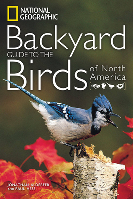 National Geographic Backyard Guide to the Birds of North America Cover
