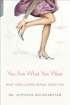 You Are What You Wear Cover