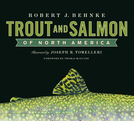 Trout and Salmon of North America Cover