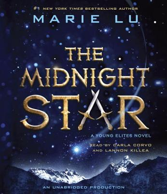 The Midnight Star (The Young Elites #3) Cover Image
