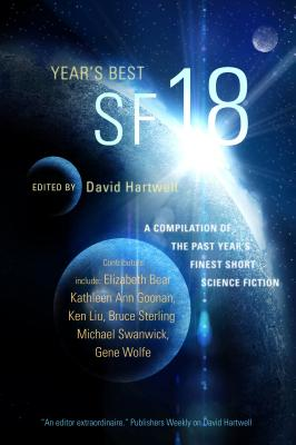 Year's Best SF 18 Cover