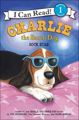 Charlie the Ranch Dog Rock Star (I Can Read Books: Level 1) Cover Image