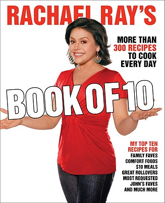 Rachael Ray's Book of 10 Cover