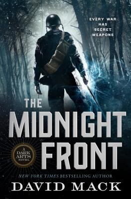 The Midnight Front: A Dark Arts Novel Cover Image