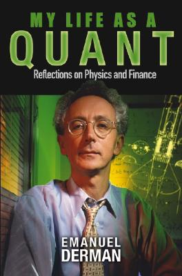 My Life as a Quant Cover