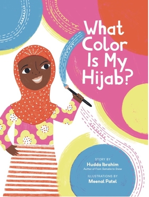 What Color Is My Hijab? Cover Image