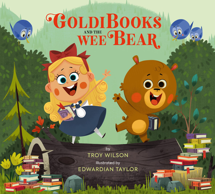 Goldibooks and the Wee Bear Cover Image