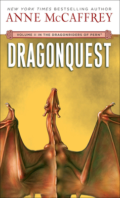 Dragonquest (Dragonriders of Pern (Pb) #2) Cover Image