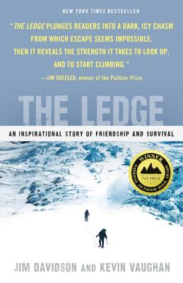 The Ledge: An Inspirational Story of Friendship and Survival Cover Image