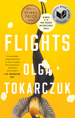 Flights Olga Tokarczuk, Riverhead Books, $17,