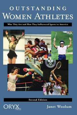 Cover for Outstanding Women Athletes