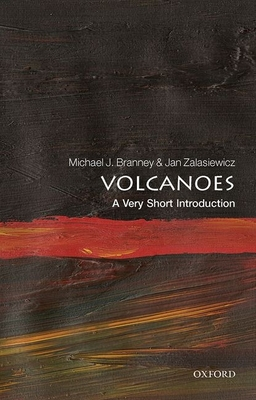 Volcanoes: A Very Short Introduction Cover Image