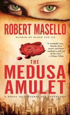 The Medusa Amulet Cover