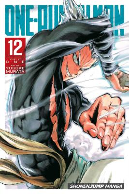 Cover for One-Punch Man, Vol. 12