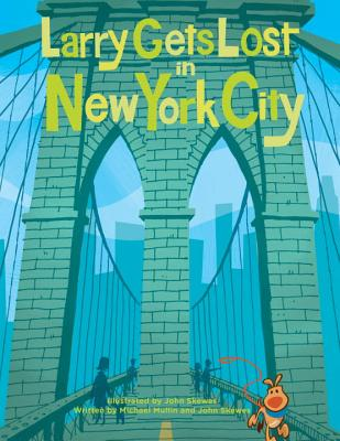 Larry Gets Lost in New York City Cover