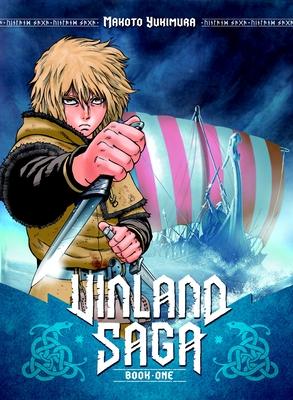 Vinland Saga 1 Cover