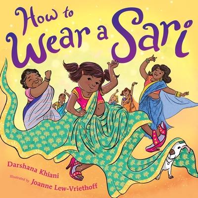 How to Wear a Sari Cover Image