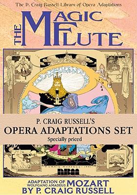P. Craig Russell's Opera Adaptations Set Cover