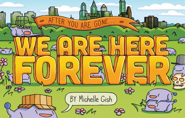 Cover for We Are Here Forever