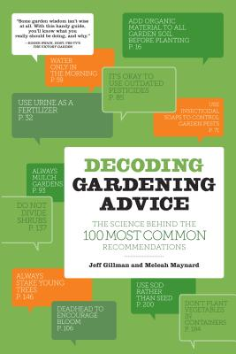Decoding Gardening Advice Cover