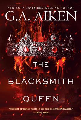 The Blacksmith Queen (The Scarred Earth Saga #1) Cover Image