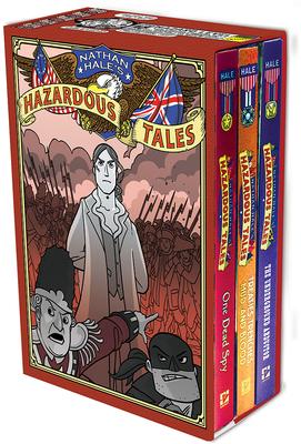 Nathan Hale's Hazardous Tales 3-Book Box Set Cover Image